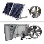 Solar Vent Ecoworthy