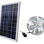 Solar Vent Ecoworthy 30