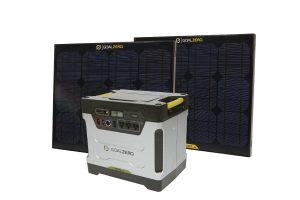 Solar Generator Goal Zero Yeti 1250