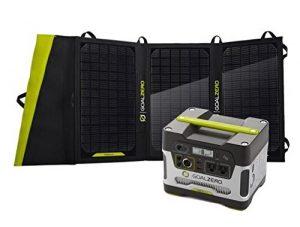 Best Solar Generators yeti400