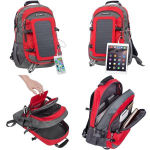 Solar Backpack ECEEN 7W