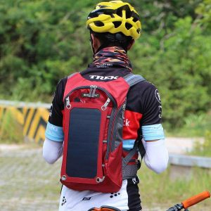 Solar Backpack ECEEN 7