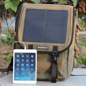 solar backpack ECEEN 10W