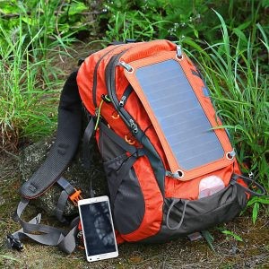 Solar Backpack Zuaou