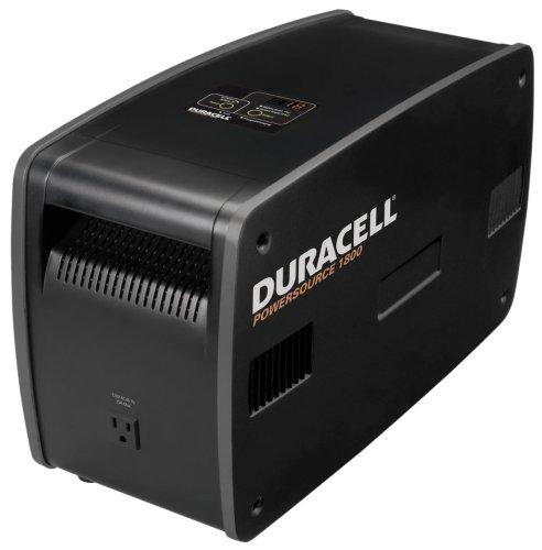 Solar Generator - Duracell Power Source1800 Solar Generator