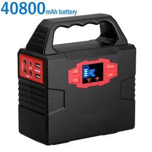 Paxcess 100W Portable Solar Generator