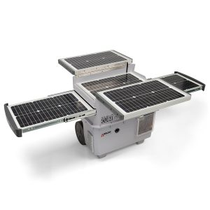 RV Solar Kit Wagan Ecube 1500