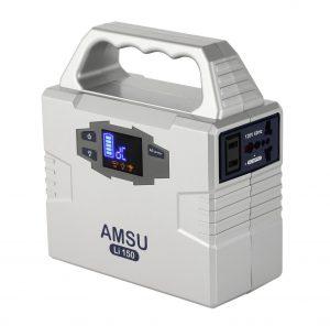 Amsu 100 watt Portable Solar Generator