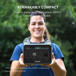 Anker Powerhouse 400Wh Compact