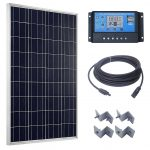 Ecoworthy 100W Solar Panel