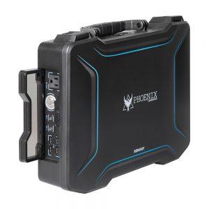 Renogy Phoenix Portable Solar Generator Back