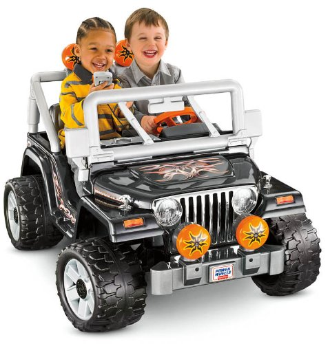 electric cars for 10 year olds