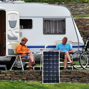 best off grid solar panel kits for RV Campers Motorhomes