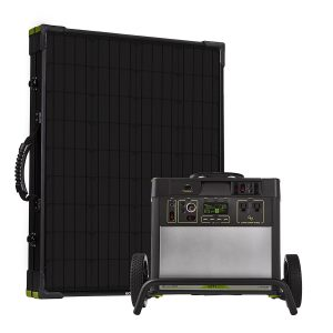 Goal Zero Yeti 3000 Lithium with Boulder 200 Panels