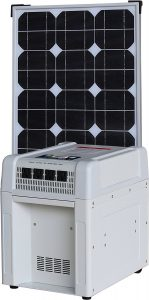 RV Solar Kit  Kisae HS 1800