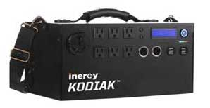 Kodiak Solar Generators