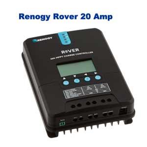 Renogy Rover 20A Solar Charge Controller