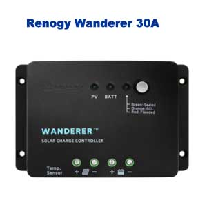 Renogy-Wanderer-30A-Solar-Charge-Controller