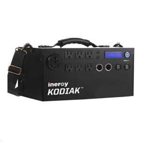 Inergy Kodiak Heavy Duty Solar Generator