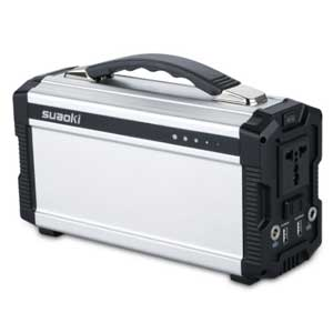 Suaoki 200 Portable Solar Generator