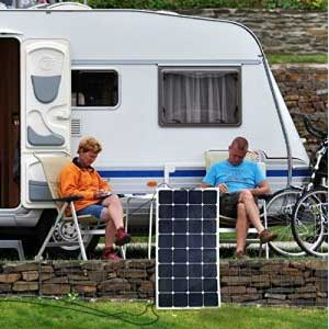 Solar Panel Kits for RV and Camping