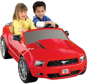 Electric Ride On Toy Car Toddler