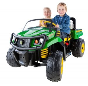 John Deere Electric Toy Car