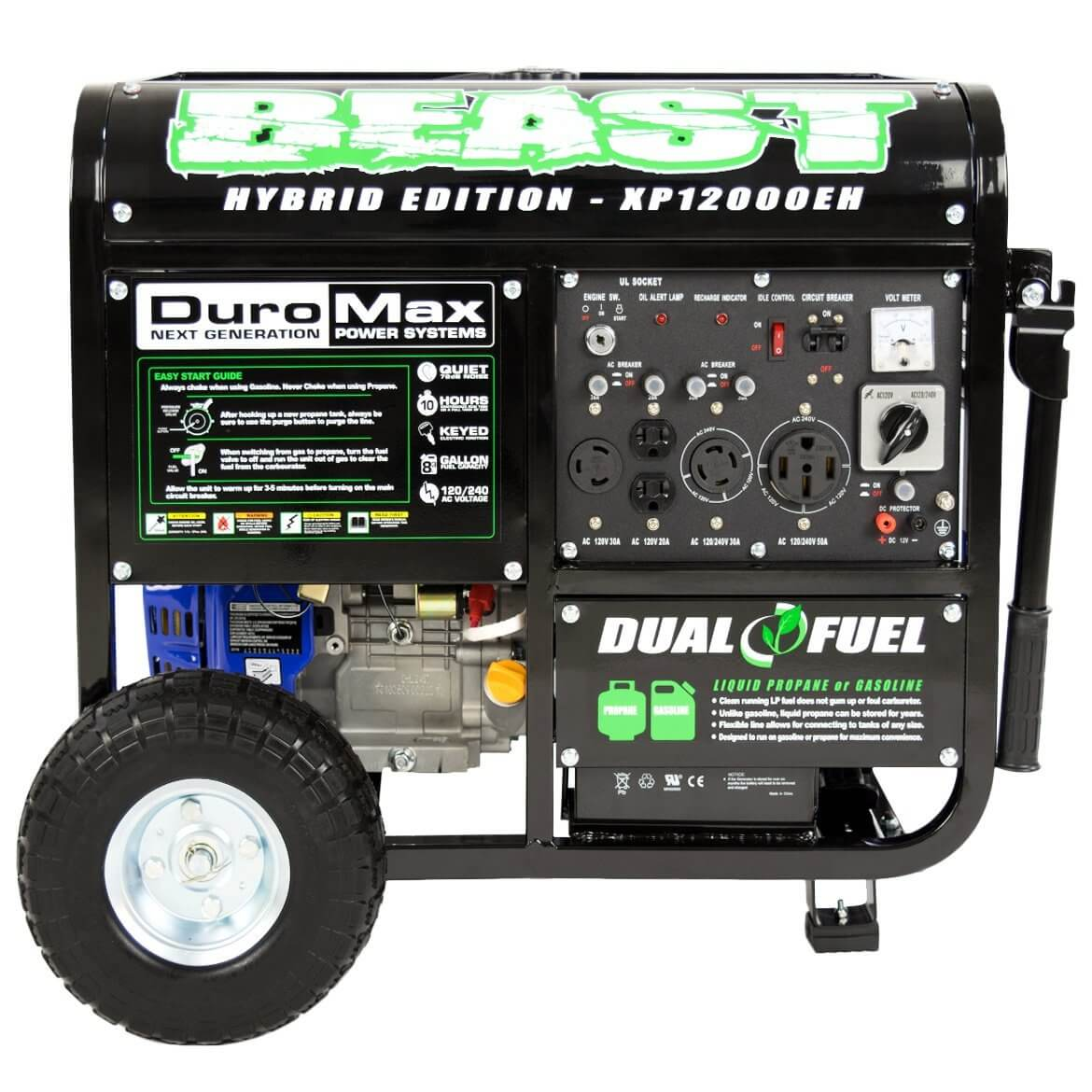 50 Amp Generator Buying Guide - What to look for