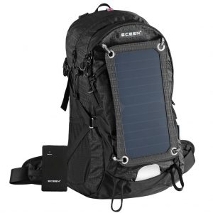Solar Backpack Eceen 10000