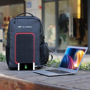 Solar Backpack Allpowers