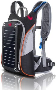 Solar Backpack Howo