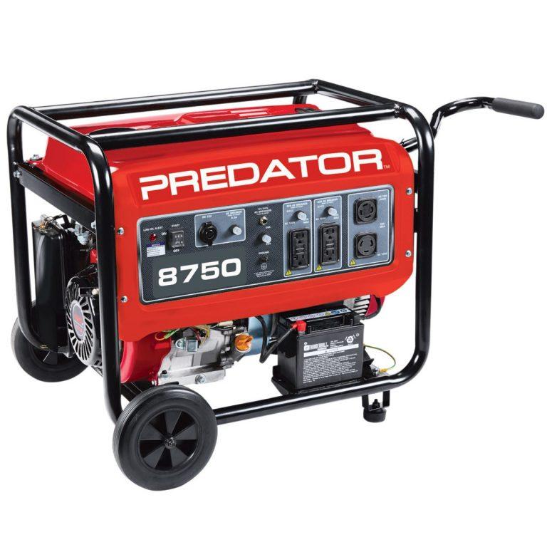 6 Best Predator Generators (Best Selling Harbor Freight