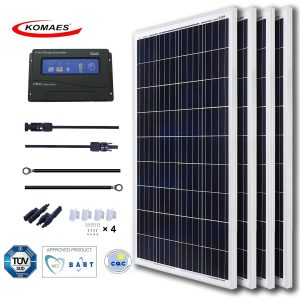 RV Solar Kit Komaes 400