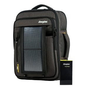solar backpack energiser