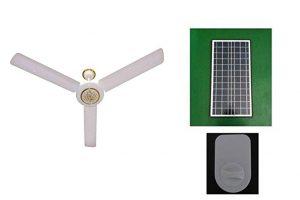 solar fan ceiling