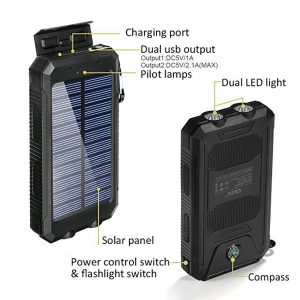 solar phone charger solar panel