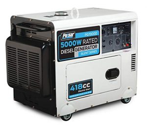 Pulsar Generator - Diesel Powered 7000 watts