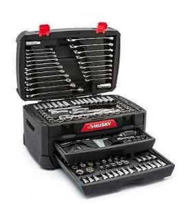 Husky Tool Box Mechanics Tool Set Kit