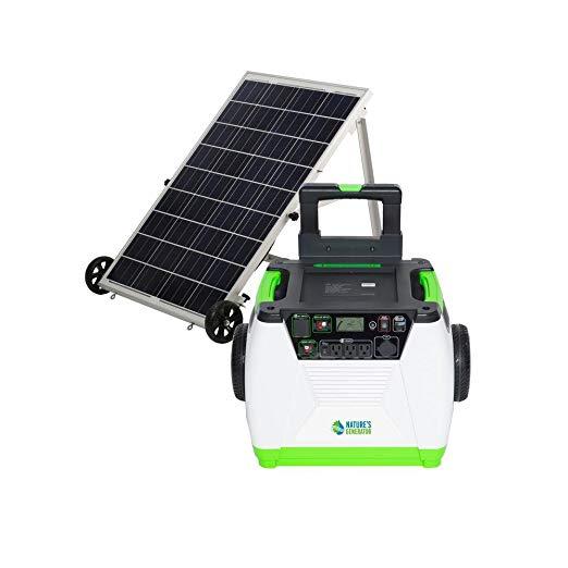 Solar Generator Natures Generator