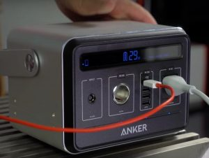 anker powerhouse 400 outputs