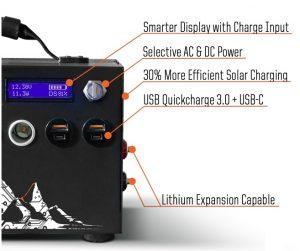 inergy apex features