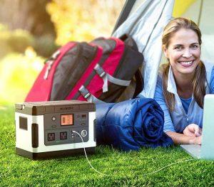 suaoki 500 camping