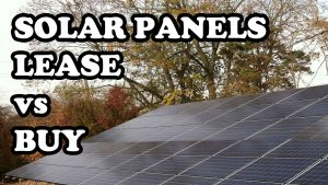 Lease PPA Purchase Solar