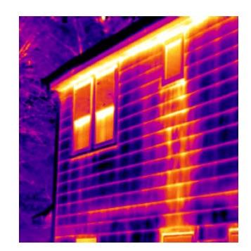 thermal imaging wall