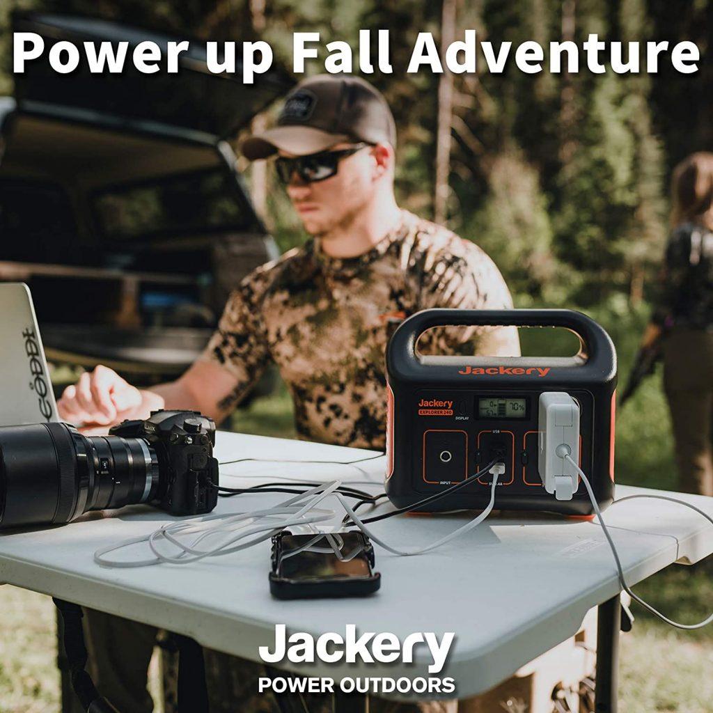 Jackery 240 Solar Generator