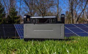 Ampericon 1200 watt Solar Generator