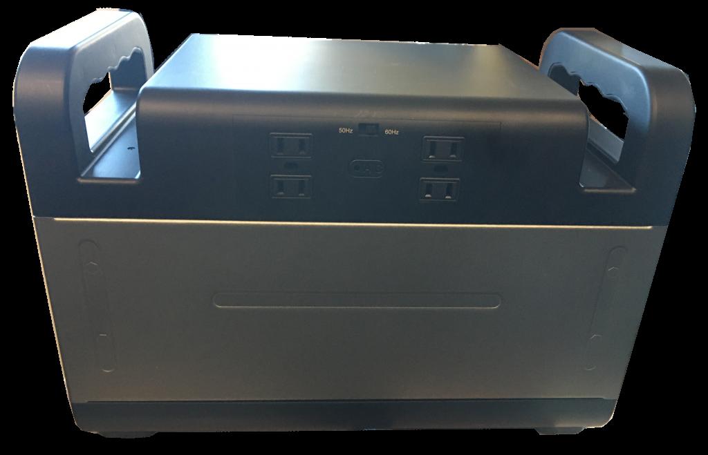 Ampericon 1200 watt AC outputs