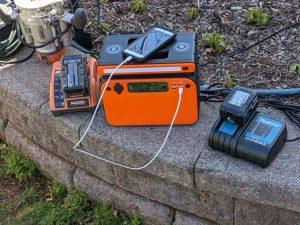 Ampericon 500 watt Portable Solar Generator
